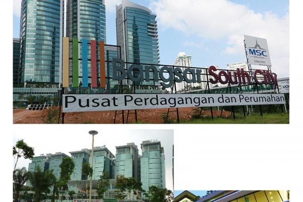 Bangsar South - UOA