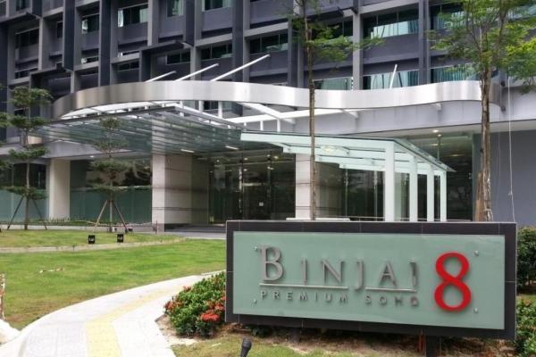 Binjai 8, UOA Development Sdn Bhd