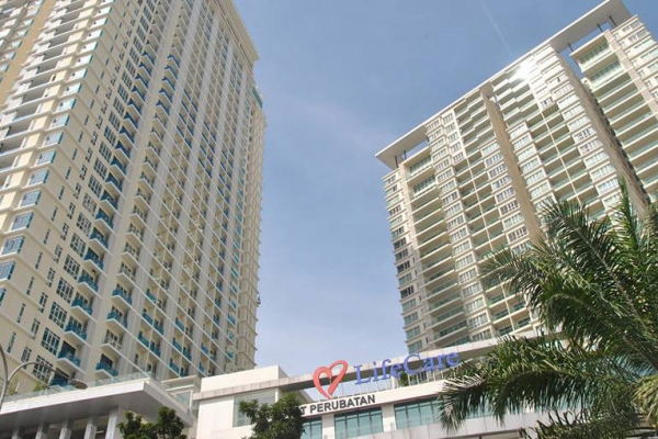 Camellia Serviced Suites - Bangsar South