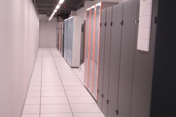 Data Centre at KLIA Control Tower