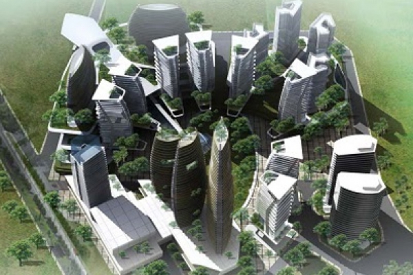 PJ Sentral - MBSB Tower